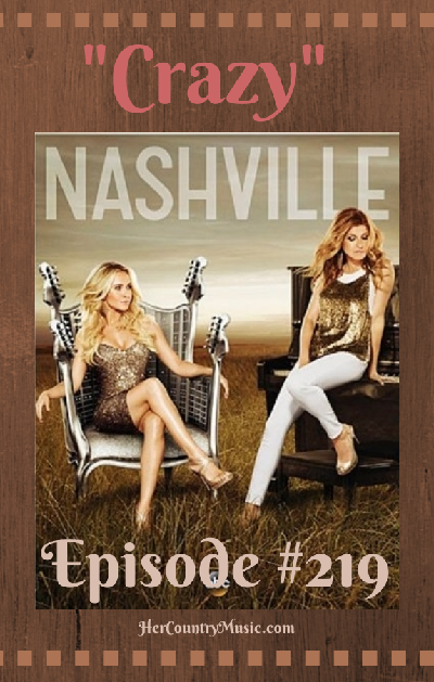 "Nashville TV Show #219 ""Crazy"" HerCountryMusic.com"