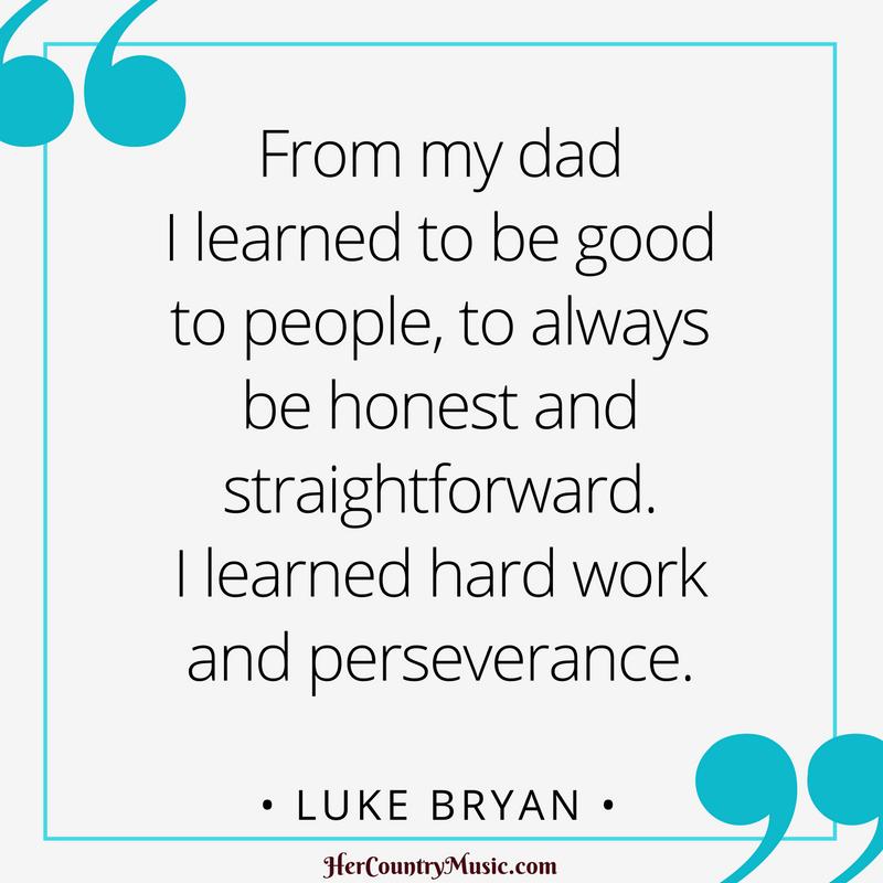 Luke bryan lyrics quotes