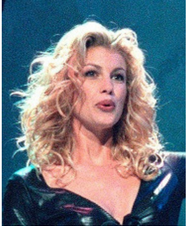 Faith Hill in concert