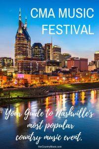 CMA Music Festival Nashville at HerContryMusic.com