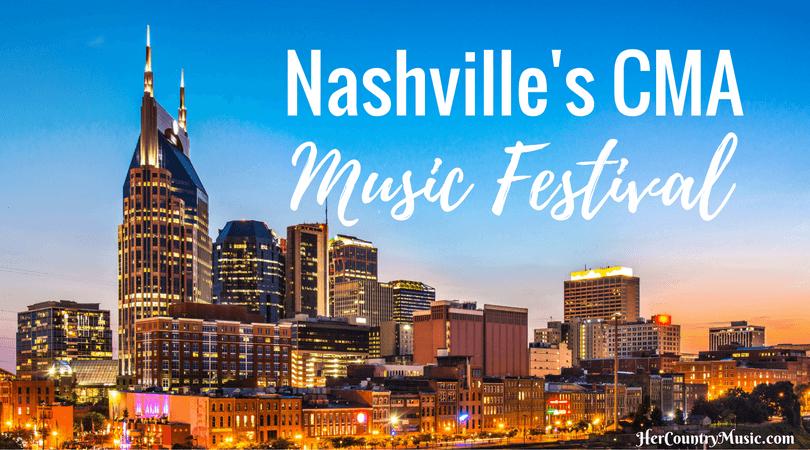 Nashvilles CMA Music Festival