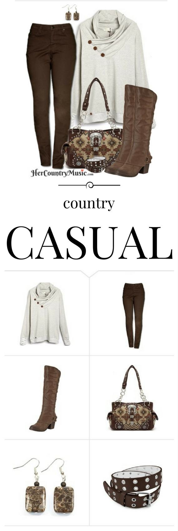 Country Outfit Casual