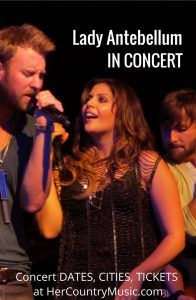 Lady Antebellum tickets and tour dates at HerCountryMusic.com