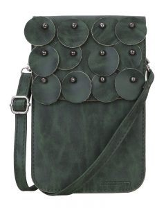 Crossbody purse so compact it will not get in the a the way of dancing at your next country music concert. HerCountryMusic.com