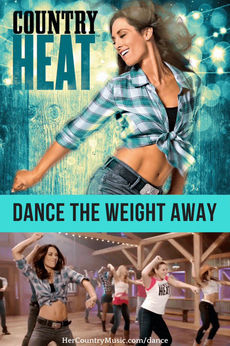 Country Heat Dance the Weight Away at https://HerCountryMusic.com/dance
